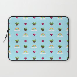 Somewhere Over The Rainbow pattern Laptop Sleeve