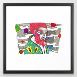 Vladimir Framed Art Print