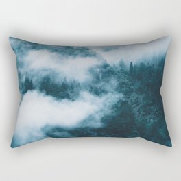Embracing serenity - Landscape Photography Rectangular Pillow