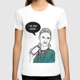Digging T-shirt