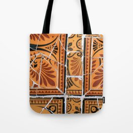 Gaudi Series - Parc Güell No. 3 Tote Bag