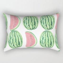 Watermelon Mania Rectangular Pillow