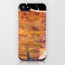 Keats iPhone Case