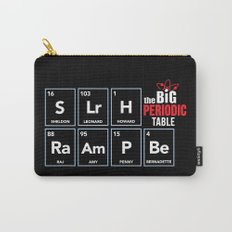 The Big (Bang) Periodic Table Carry-All Pouch