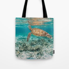 Turtle ii Tote Bag