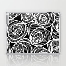 Midnight Roses Laptop & iPad Skin