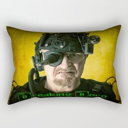 Breaking Borg Rectangular Pillow