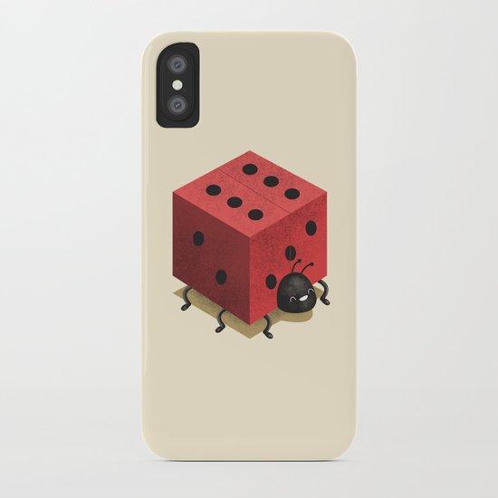 Ladiebug iPhone Case