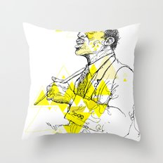 JoJones Throw Pillow