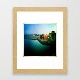 CapTown Framed Art Print