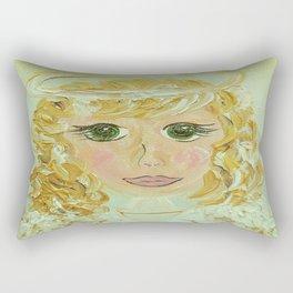 Angel Celeste Rectangular Pillow