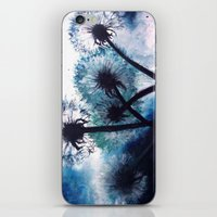 coconut wishes iPhone & iPod Skins featuring Wishes by Lydia Martin