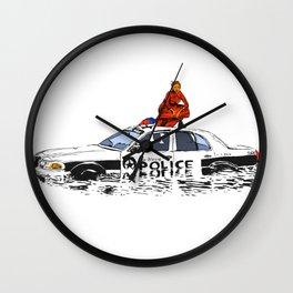 Formation Car Wall Clock