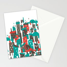 The Town Stationery Cards