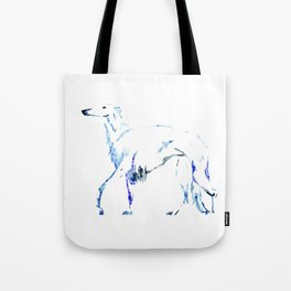 For the Love of Borzoi Tote Bag