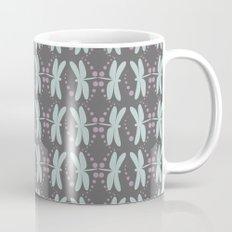 dragonfly pattern 5 Mug