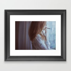 Lidia Framed Art Print