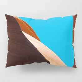 Curves of the Valley Pillow Sham