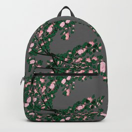 Roses pattern 2b Backpack