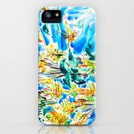 M Street Beach iPhone Case