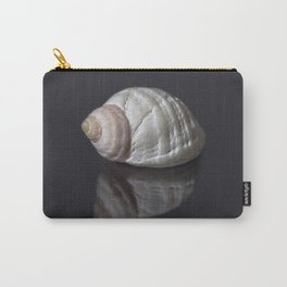 Seashell snail reflection Carry-All Pouch