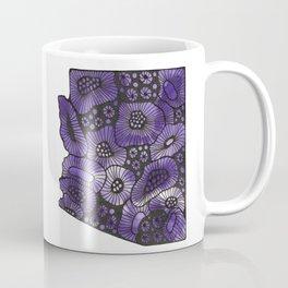 Arizona Purple Coffee Mug