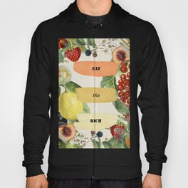 eat the rich 5 Hoody