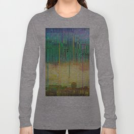 Atlante / CITIES over CITIES Long Sleeve T-shirt