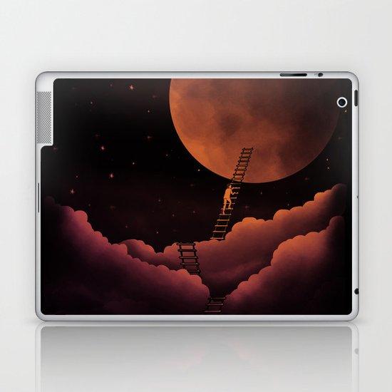 Stairway To the Moon Laptop & iPad Skin