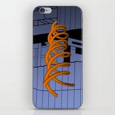 Saga Del Rio Salino iPhone & iPod Skin