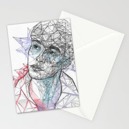 Epic Slice Stationery Cards