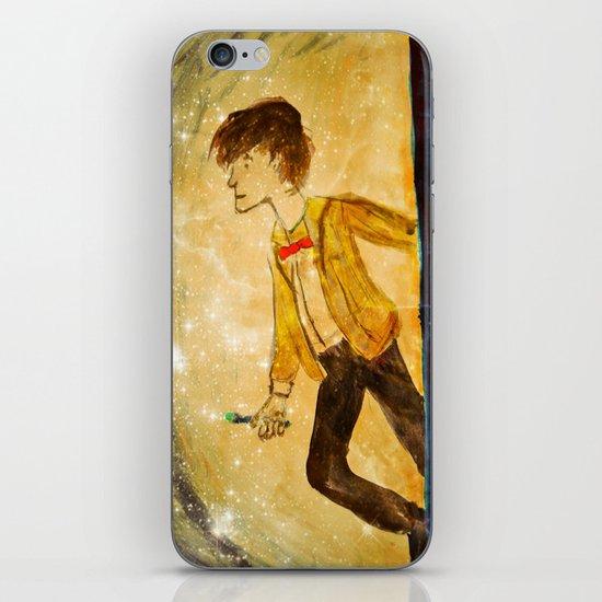 11th Doctor iPhone & iPod Skin