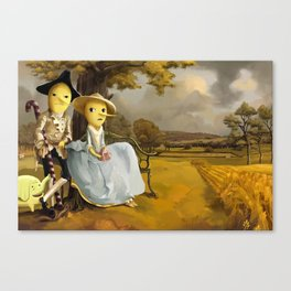 Every Earl Needs a Painting Canvas Print