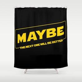 A Renewed Hope Shower Curtain