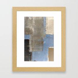 On Going Framed Art Print