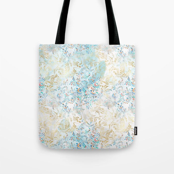 Feather peacock #12 Tote Bag