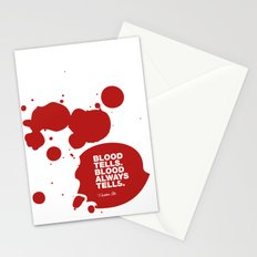 Dexter no.3 Stationery Cards