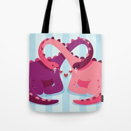 Tangled With You Tote Bag