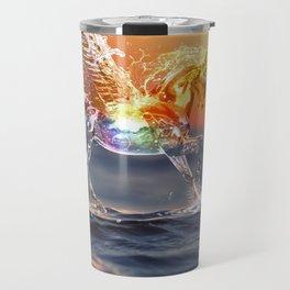 Wind Pegasus Travel Mug