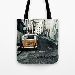 Flute Alley Tote Bag