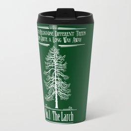 No. 1 The Larch Travel Mug