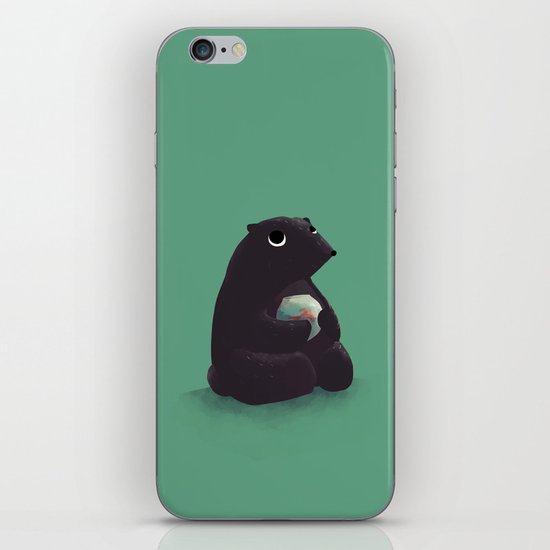 Goldfish makes the best company iPhone & iPod Skin