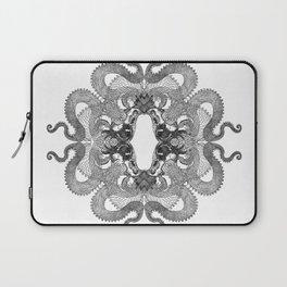 Quadruple Dragon Laptop Sleeve