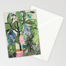 280/365 Ten Minute Collage Stationery Cards