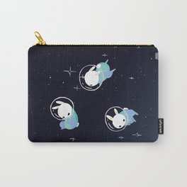 Space Bunnies Carry-All Pouch