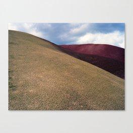 Paint Hills Canvas Print