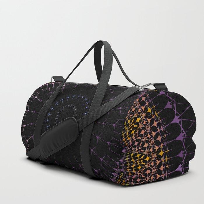 Magical Mandala Duffle Bag