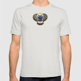 Painted Egyptian Necklace T-shirt