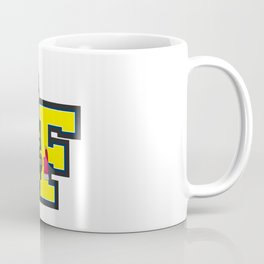 F is for Fireman Coffee Mug