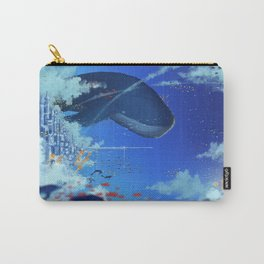 The Floating city Carry-All Pouch